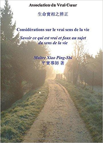 Considérations Sur Le Vrai Sens De La Vie Savoir Ce Qui Est Vrai Et Faux Au Sujet Du Sens De La Vie