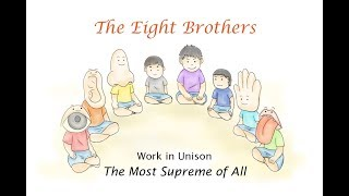 The Eight Brothers (English)